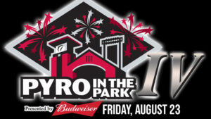 Arkansas Down Syndrome DADS Pyro in the Park